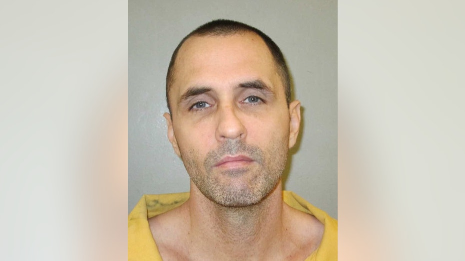 Jimmy Causey, 46, was recaptured on Friday after escaping from a South Carolina prison earlier this week.
