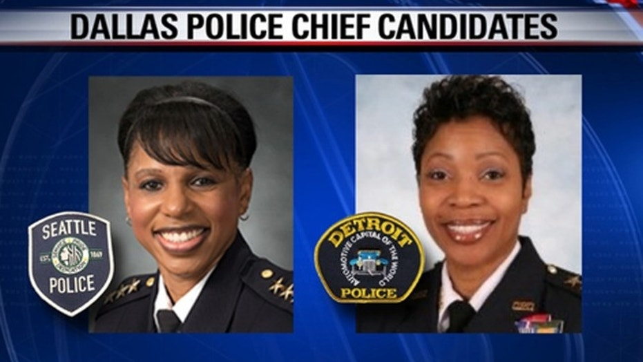 dallas officers