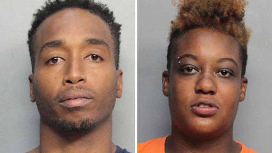 Naked couple charged with kidnap and rape of woman while on honeymoon