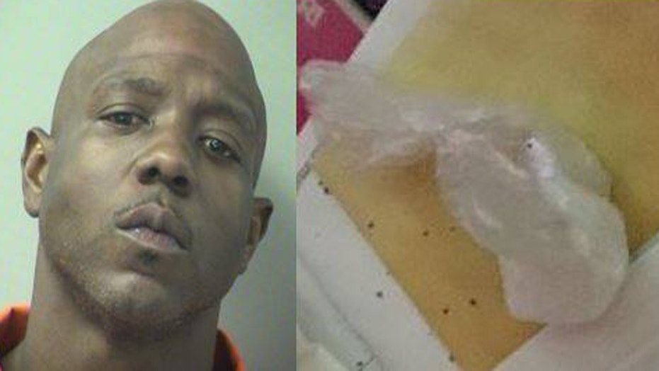 Police say a Florida drug dealer called 911 to report a stolen bag of cocaine.