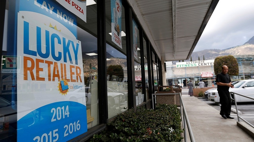 California man sues over denial of $5M lottery prize