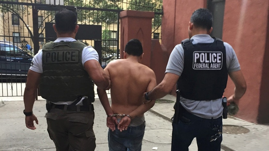 Close To Three Dozen Caribbean Immigrants Nabbed By ICE In NYC Alone