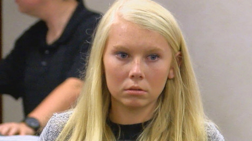 "Brooke ""Skylar"" Richardson pleaded not guilty to charges including aggravated murder."
