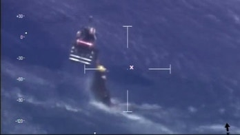 Coast Guard Navy rescue