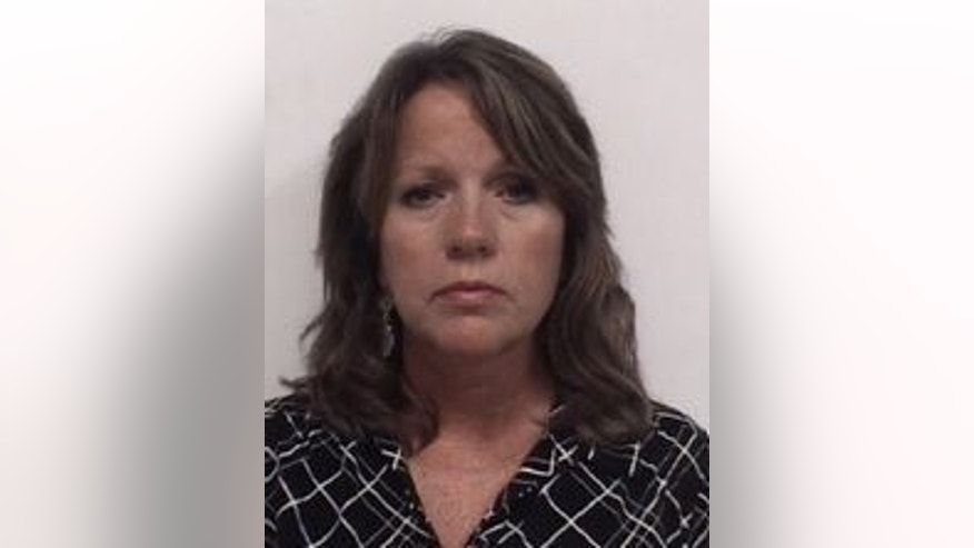 Lee Annette Williams allegedly abused a former student.