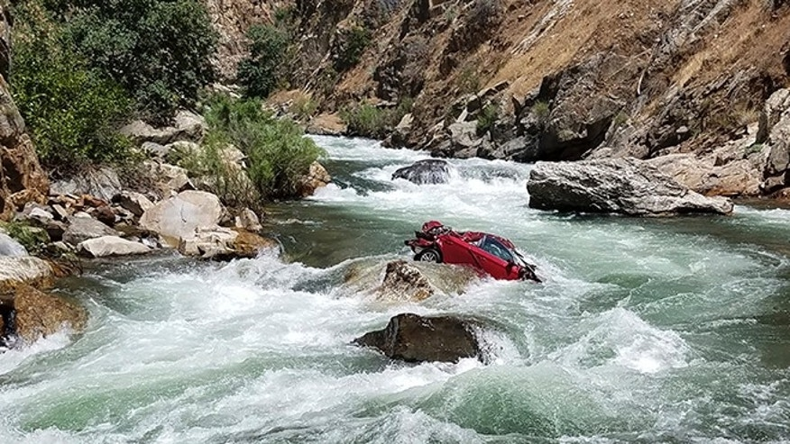 Victims, vehicle remains in river weeks after crash