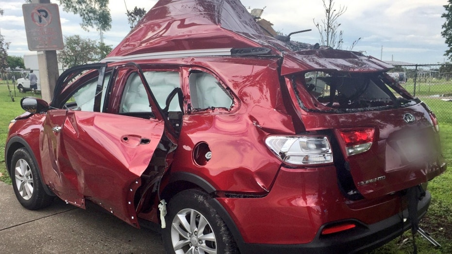 Florida Couple Transporting Grill Injured After Suv Explodes When