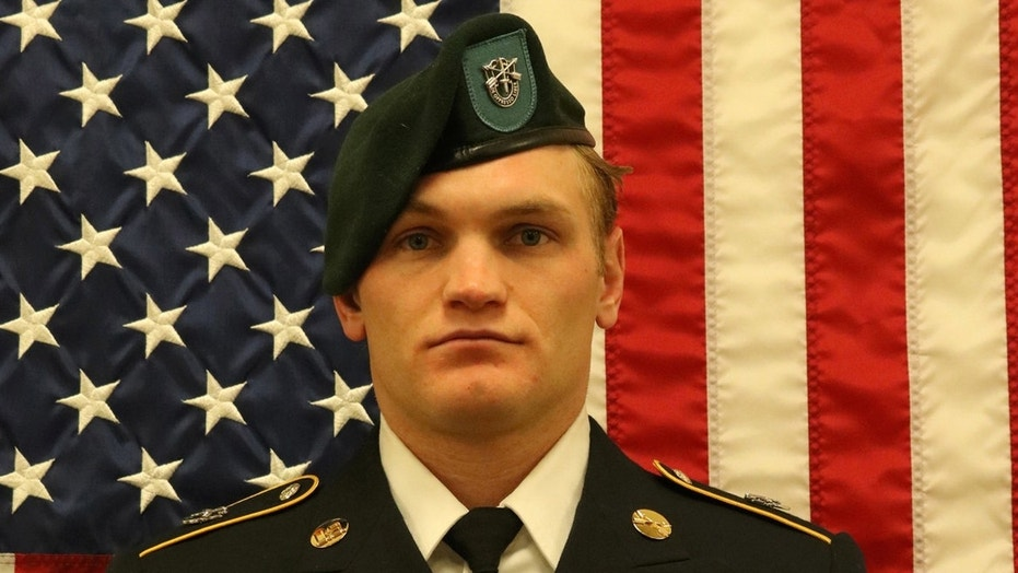 Staff Sgt. Aaron Butler, a Green Beret, died Aug. 16, 2017 in Afghanistan. (U.S. Army)