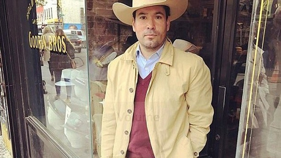 Texas native George Carroll was stabbed to death in Brooklyn on Friday night.