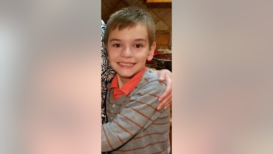 Daniel Morozov, 9, has been found safe after his mother was shot dead in California. (Santa Maria Police)