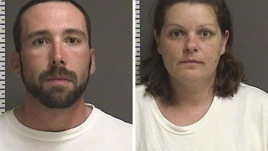 William Henry Hoehn, 32, and Brooke Lynn Crews, 38, were arrested last Thursday in Savanna Greywind's disappearance.