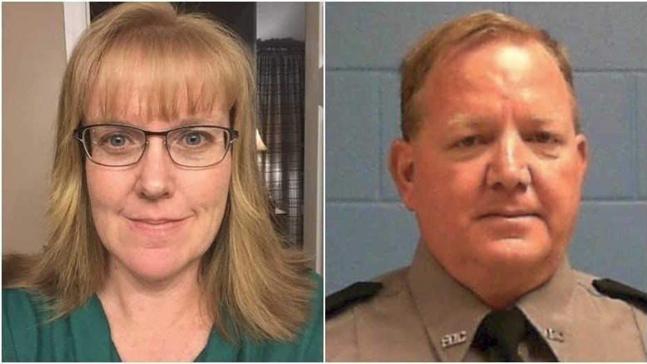 Hardee County Deputy Julie Bridges and Sgt. Joseph Osmann, a corrections officer, were killed in a head-on crash Sunday morning.
