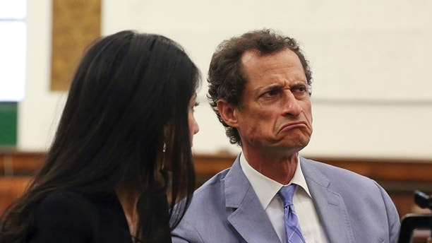 Don't jail me, pleads sexting congressman Anthony Weiner