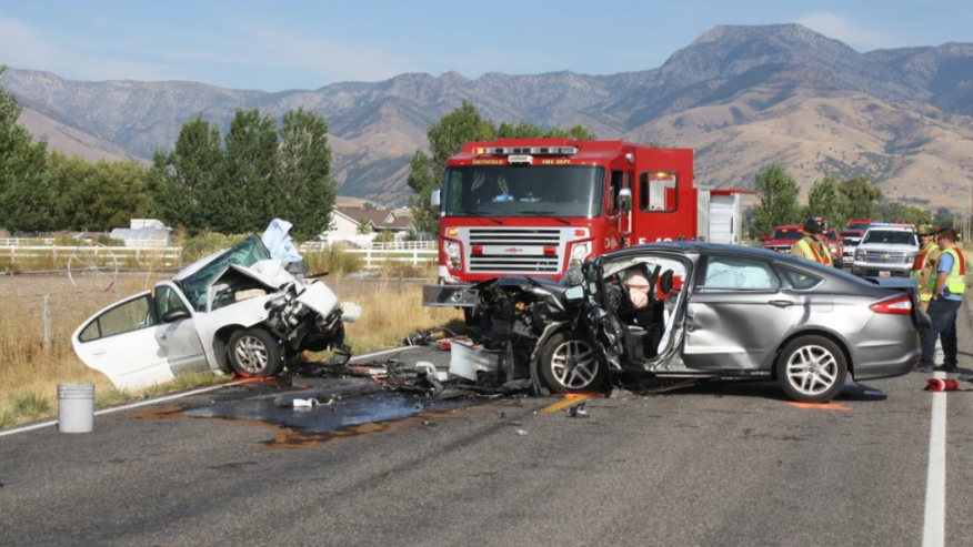 Utah woman dead after auto crash involving 15-year-old driver