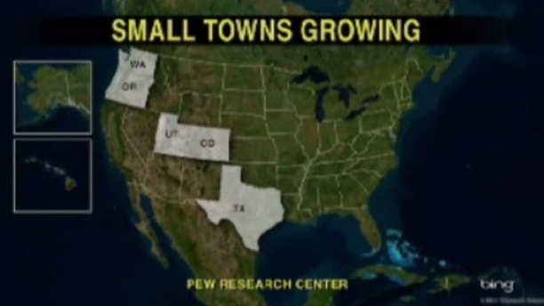 small town boom graphic growing