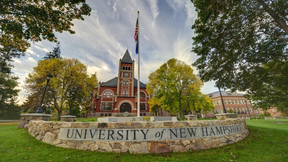 Sorority sisters singing a Kanye West song have caused a rift at the University of New Hampshire.