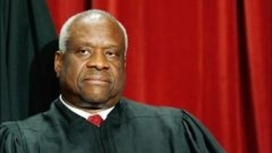 Conservative Clarence Thomas has served on the U.S. Supreme Court since 1991.