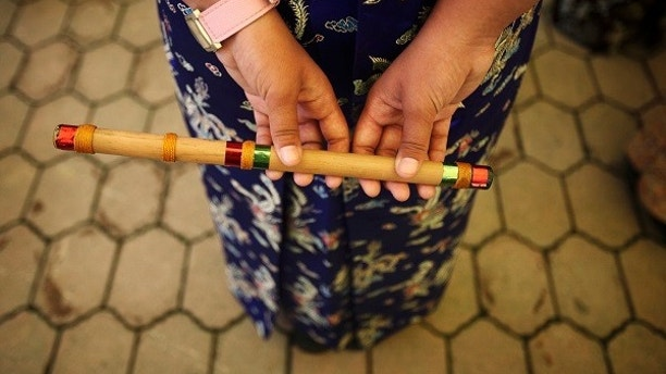 Flutes contaminated with semen sent to OC elementary schools