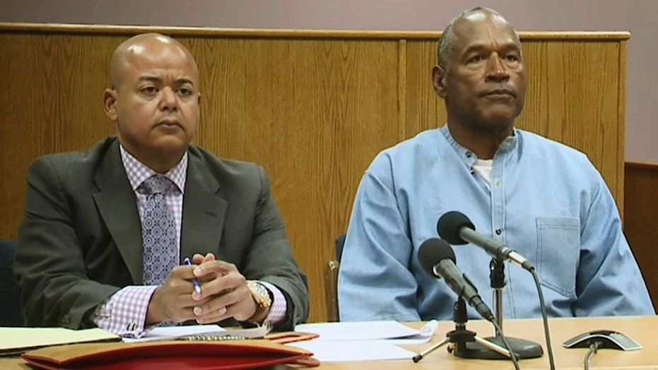 OJ Simpson freed from prison after nine years