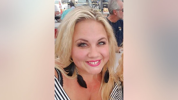 This undated photo shows Heather Warino Alvarado, one of the people killed in Las Vegas after a gunman opened fire on Sunday, Oct. 1, 2017, at a country music festival. (Facebook via AP)