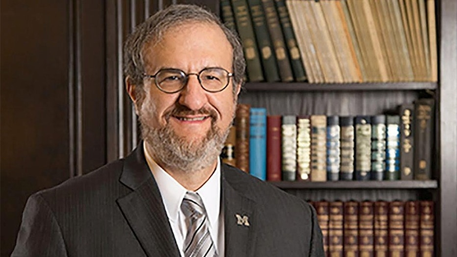 1/24/14 Mark S. Schlissel named 14th president of the University of Michigan.