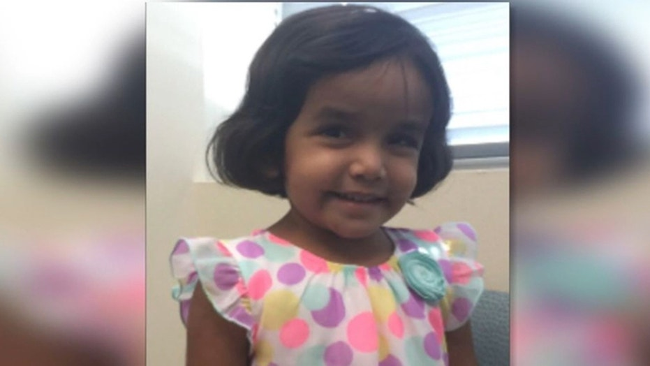 Father of missing Texas girl, 3, did laundry before reporting daughter gone