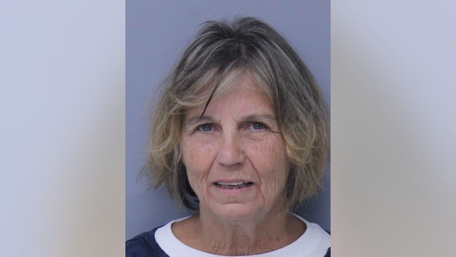 Mary Hamilton, 63, was reportedly found inside a St. Augustine house, naked and eating canned pineapple.