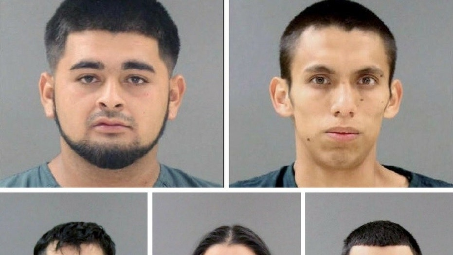 Francisco Ramirez Pena, 22, Ronald Adonay Mendez-Sosa, 19, Darvin E. Guerra-Zacarias, 25, Brenda Y. Argueta, 18, and Ervin Arrue Figuero, 18, have been charged in connection to the murder of a young Maryland woman.