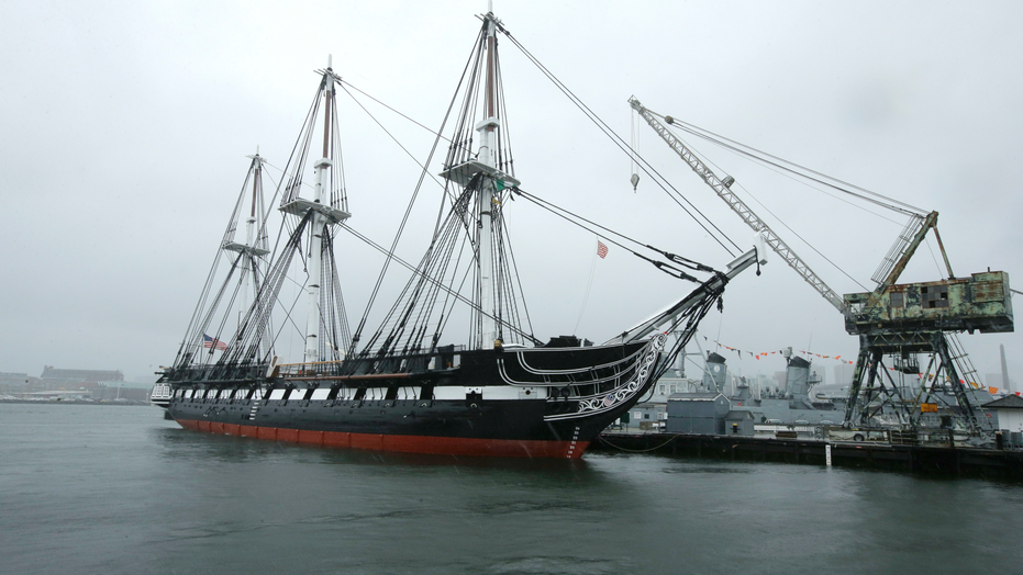 USS Constitution to set sail to commemorate anniversaries ...Uss Constitution Pictures
