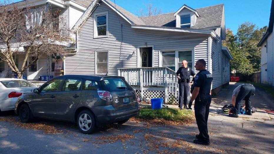 Cops: Man Killed Family Member in Burlington Cleaver Attack