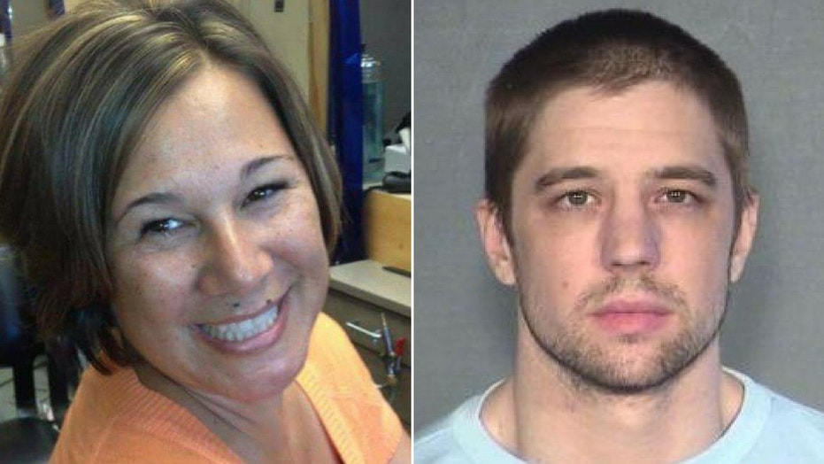 Cathryn Gorospe (left) went missing after posting bail for Charlie Malzahn (right)