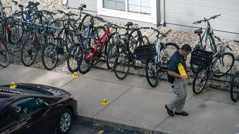 Thursday morning's shooting killed three people including a female Colorado State University student