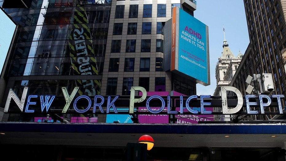 NYPD officers reportedly charged with first-degree rape
