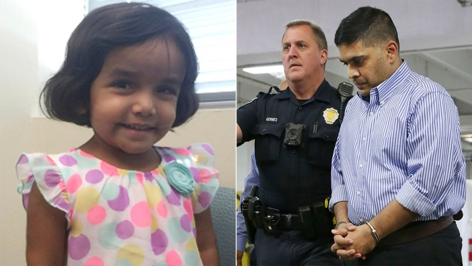 Body of 3-year-old Sherin Mathews released by United States health officials