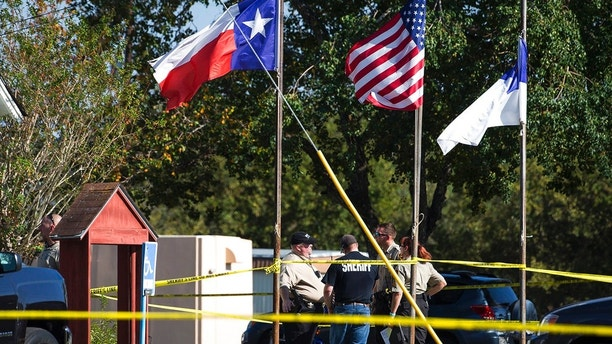 At least 26 killed in mass shooting at Texas church – Trending Stuff