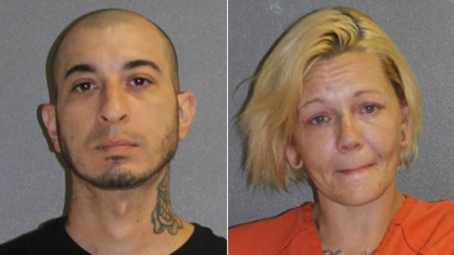 Couple accused of fabricating home invasion
