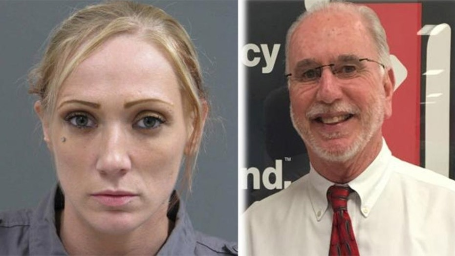 Jennifer Lynn Morrissey, 33, allegedly killed Michael McNew, 64, after he tried to end their relationship, officials say.