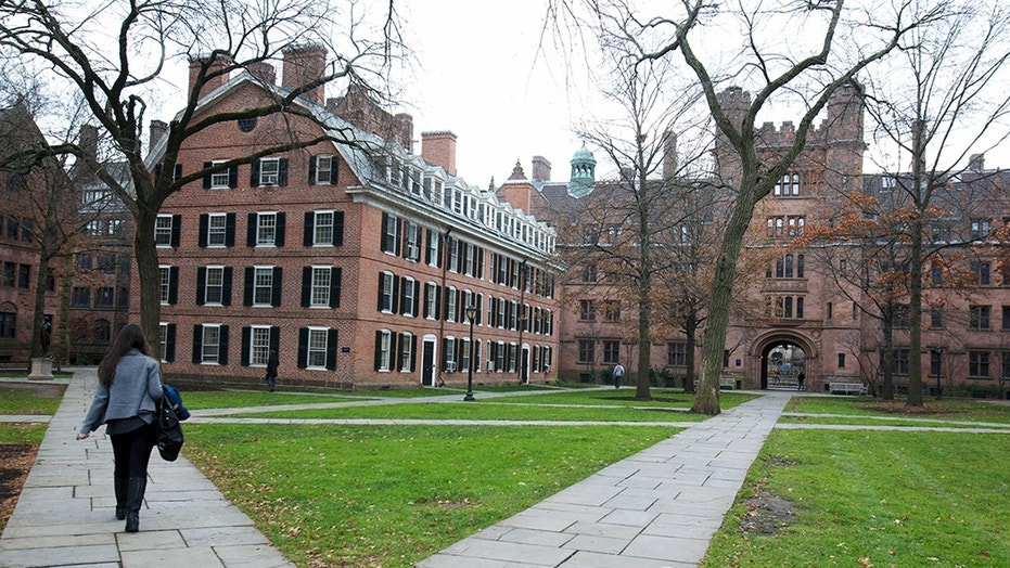 Yale University, founded in 1701, is the third-oldest institution of higher learning in the U.S.