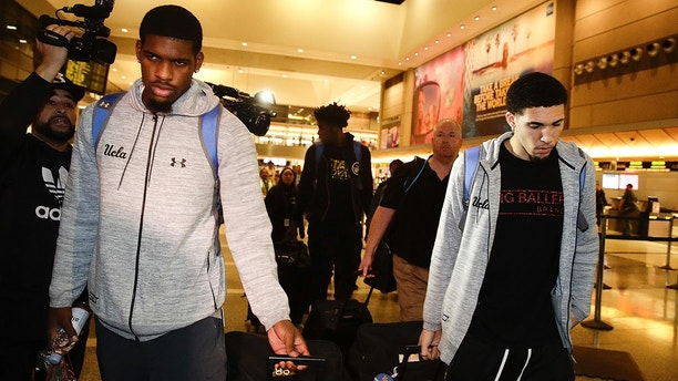 3 UCLA basketball players return to US after being detained in China for allegedly shoplifting – Trending Stuff