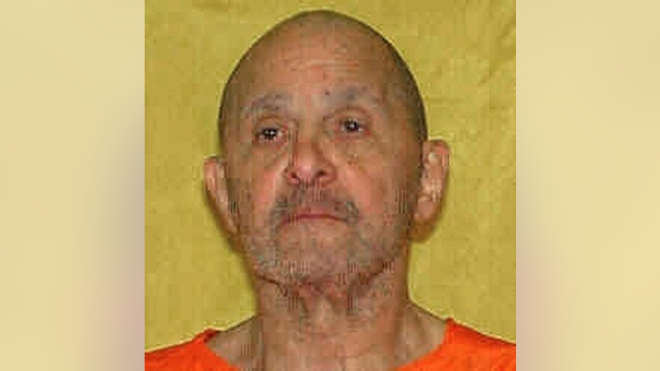 Alva Campbell, 69, will receive a wedge-shaped pillow to help him breathe as he's being executed this week.