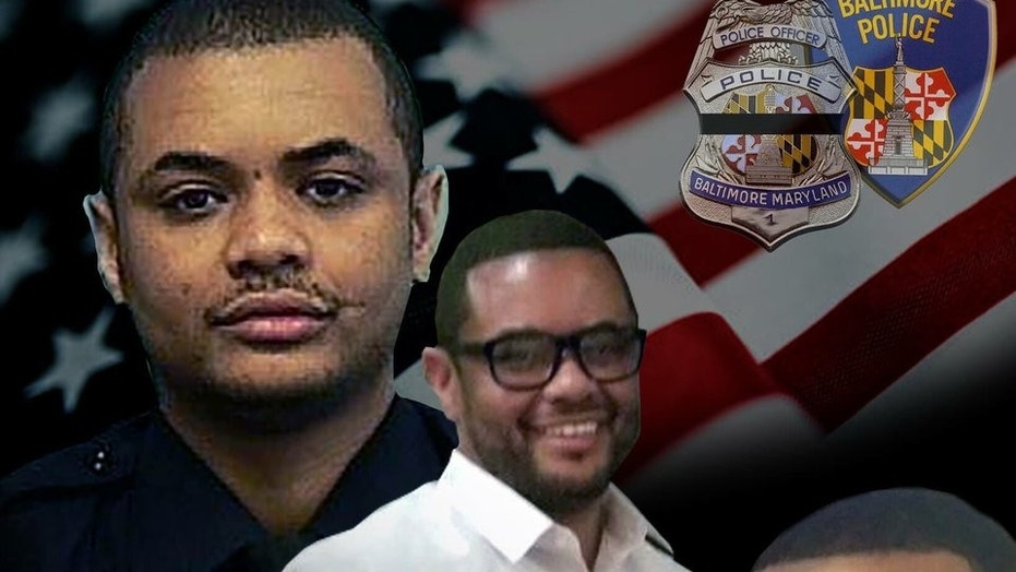 Baltimore Police Detective Dies After Shooting, Manhunt Continues