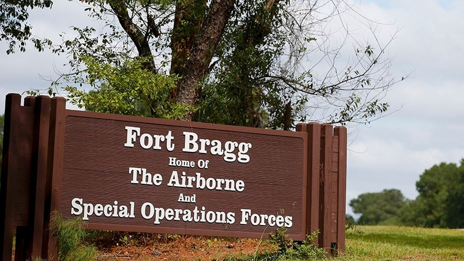 Sgt. Robert Thornton Jr., 29, died after collapsing during training in Fort Bragg.