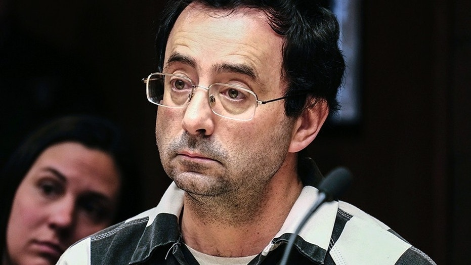Dr. Larry Nassar, former Michigan State University and USA Gymnastics doctor, pleaded guilty to molesting several girls.