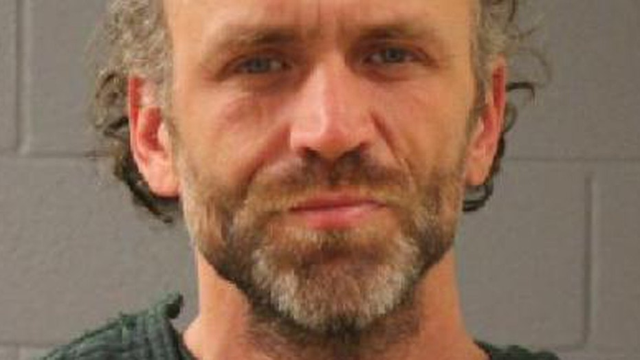 Daniel Blake Willey was arrested after he stole from a jail he was recently released from, according to police.