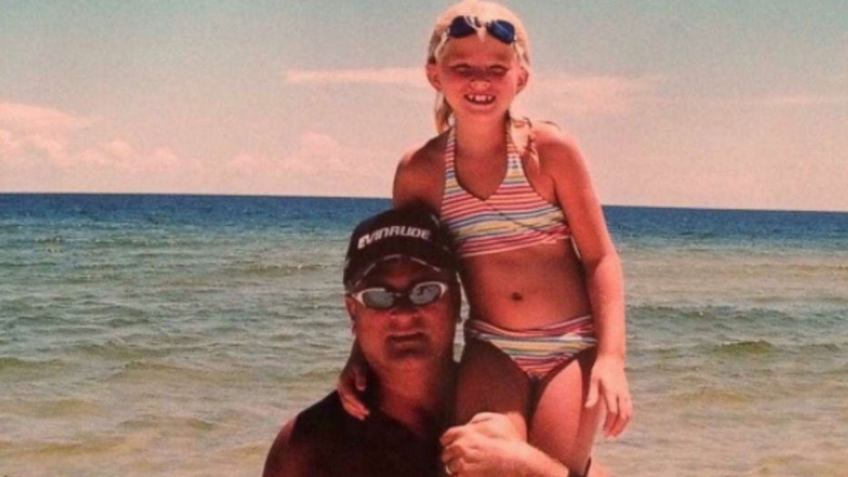 Daughter receives 'heartbreaking' final birthday flowers from dead father