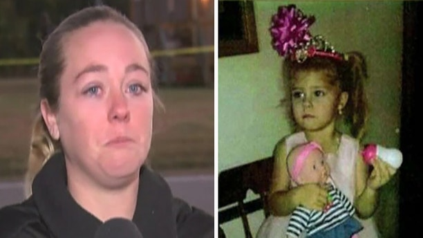 Amber Alert issued for 3-year-old girl in North Carolina