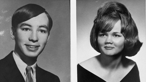 Zodiac Killer victims, David Faraday, and Darlene Ferrin.