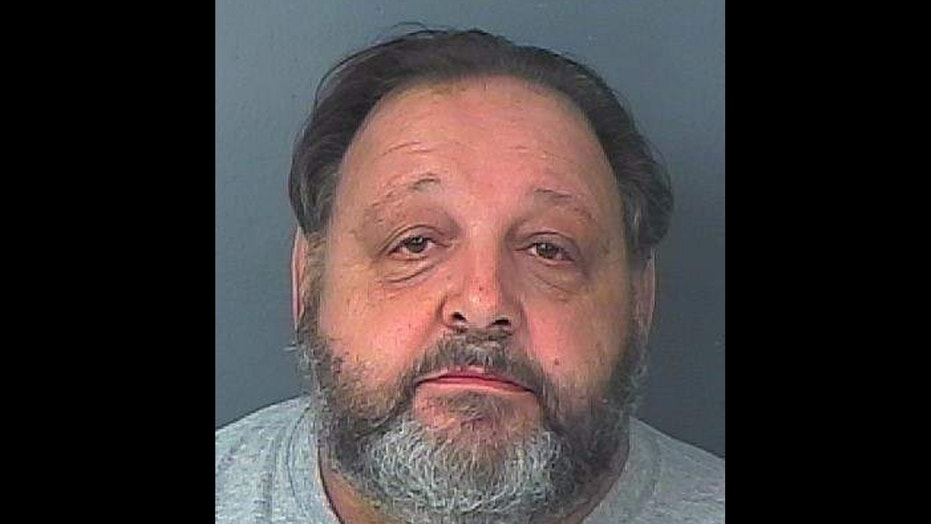 Florida High school teacher Kevin Thomas Moglia was arrested after allegedly inappropriately touching an adult student.