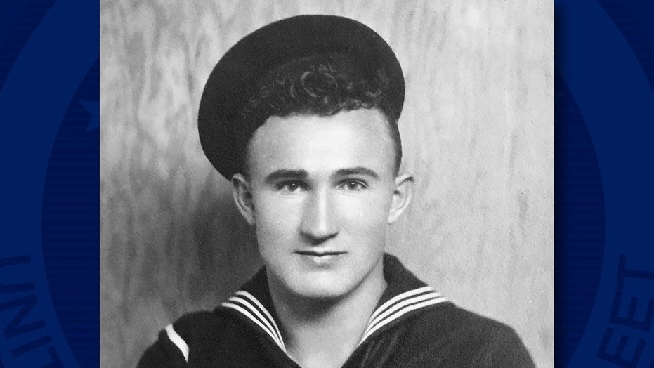 Joe George is credited with saving at least six soldiers aboard USS Arizona as it was sinking after being struck several times by Japanese planes.