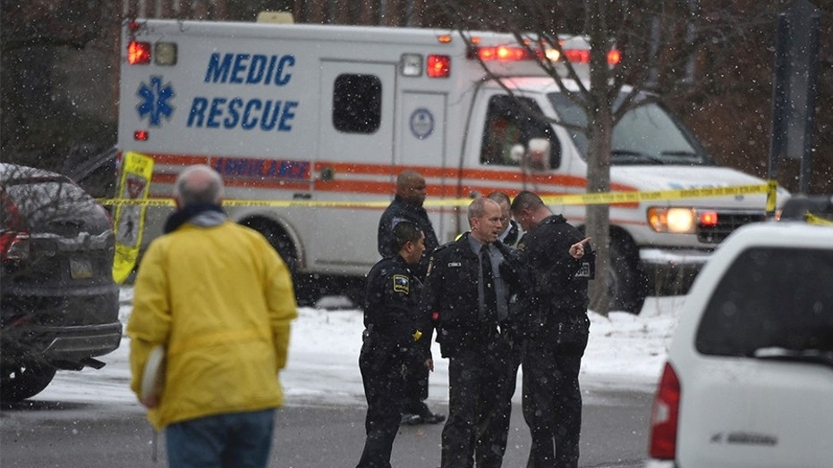 Shots fired at Penn State satellite campus, coroner at scene